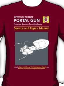 ASHPD Service and Repair Manual T-Shirt