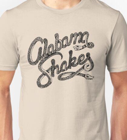 Alabama Shakes - Snake Logo Unisex T-Shirt