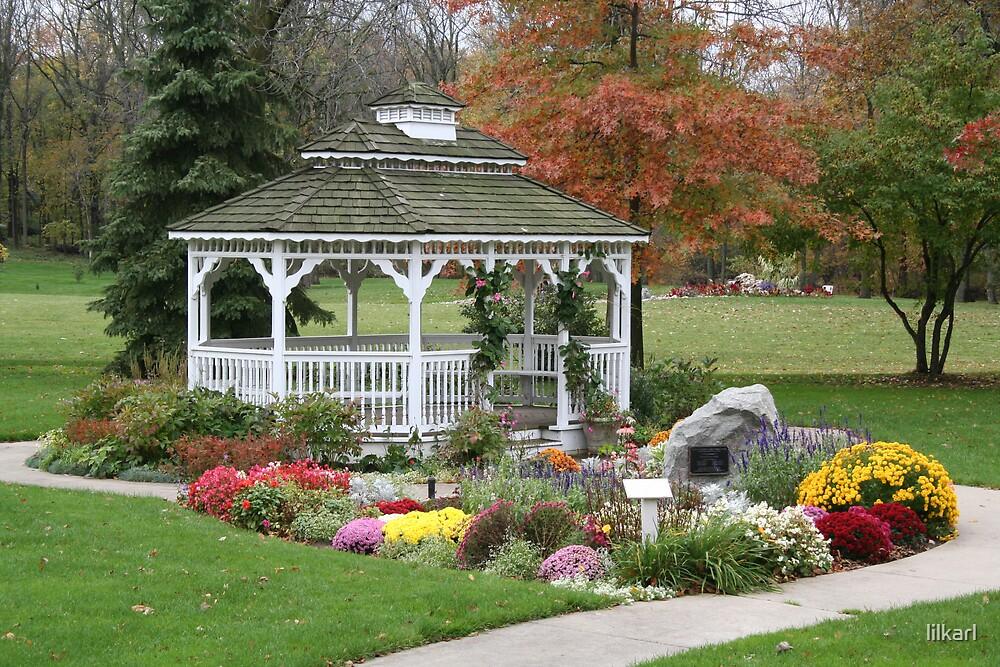 Memorial Park in DeWitt, Michigan by lilkarl