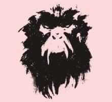12 Monkeys - Terry Gilliam - Wall Drawing Black Kids Tee