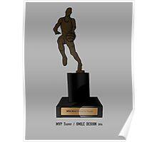 MVP Trophy / Smile Design 2014 Poster