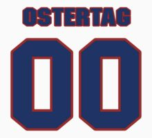 Basketball player Greg Ostertag jersey a00 by imsport