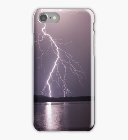 Lightning Bolt iPhone Case/Skin