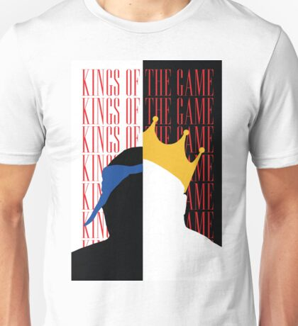 Tupac and Biggie - 'Kings of the Game' Unisex T-Shirt