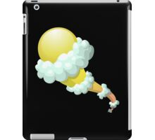 Glitch Wardrobia mental item 21 w1 iPad Case/Skin