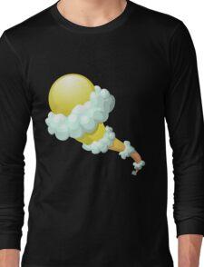 Glitch Wardrobia mental item 21 w1 Long Sleeve T-Shirt