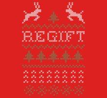 Regift ugly Christmas present II by Richard Eijkenbroek