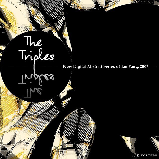 The Triples Promo Design by Ian Yang (mitrm)