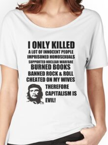 Anti-Che Guevara Women's Relaxed Fit T-Shirt