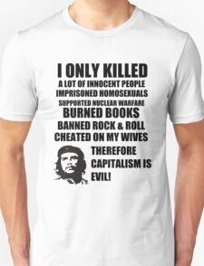Anti-Che Guevara T-Shirt