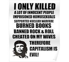 Anti-Che Guevara Poster