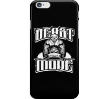 Beast Mode Gym Fitness Sports iPhone Case/Skin