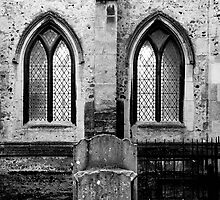 Old church by sally williams