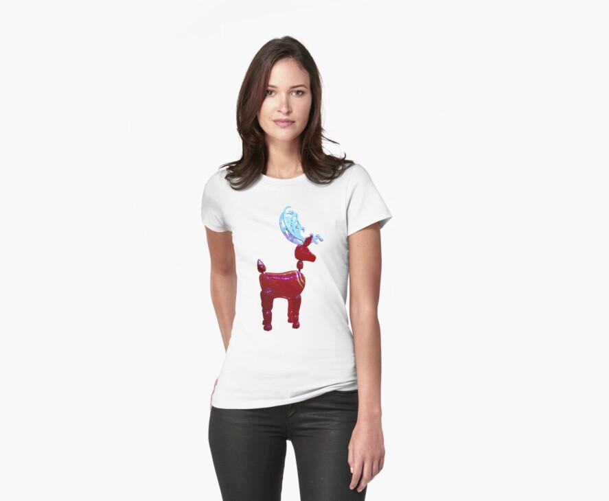 reindeer by hinting