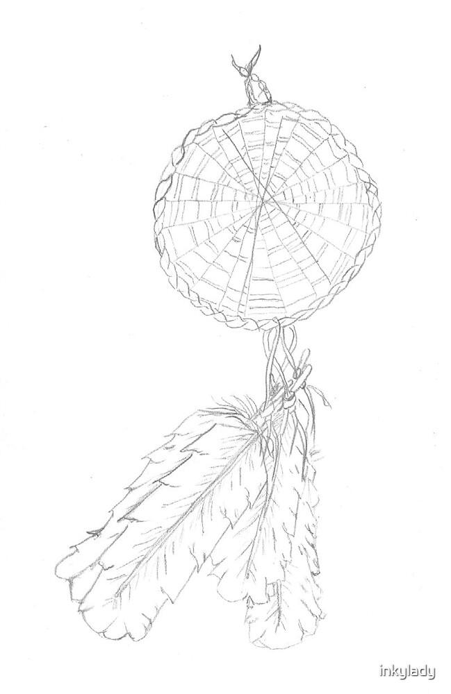 dream catcher 2 by inkylady