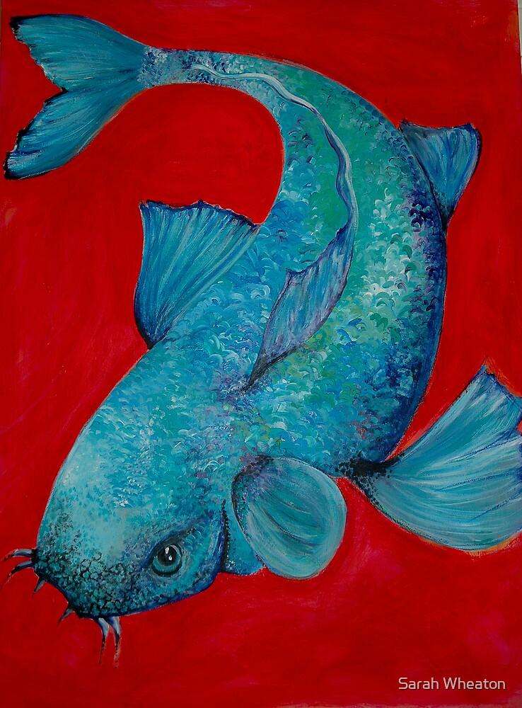 catfish by Sarah Wheaton