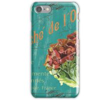 Marche de l'Olive iPhone Case/Skin