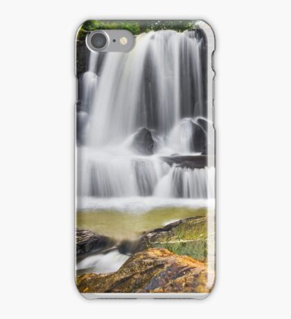 Laurel Creek Falls, West Virginia iPhone Case/Skin