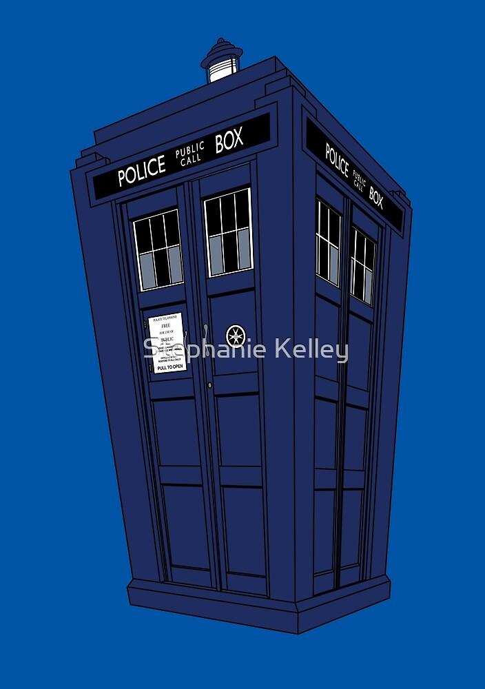 Police Box by Stephanie Whitcomb