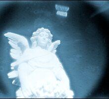 blue angel by Juilee  Pryor