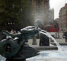 Trafalgar Sq by Nick Wormald