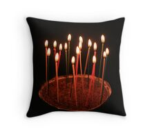 The sweet coming of age Throw Pillow