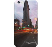 Flatiron Rush iPhone Case/Skin