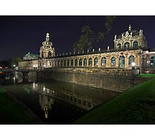 Zwinger Palace, Dresden Photographic Print