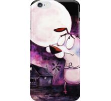 COURAGE - THE THINGS I DO FOR LOVE iPhone Case/Skin