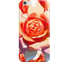 Abstract Roses iPhone Case/Skin