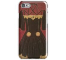 Black and Gold Dress iPhone Case/Skin