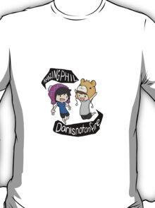 Danisnotonfire and Amazingphil! T-Shirt