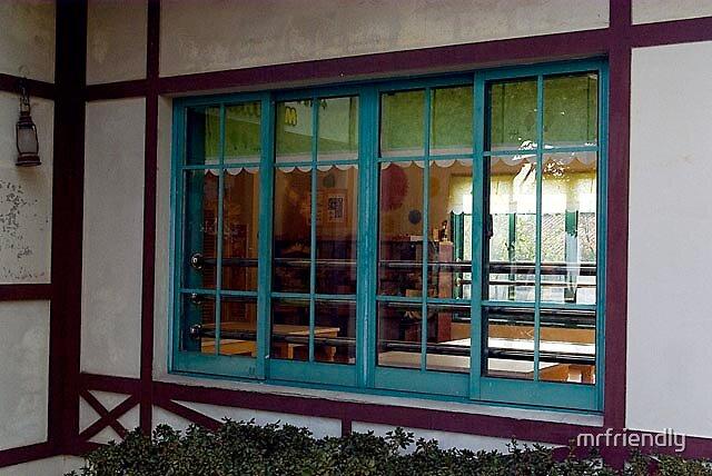School Room Window by mrfriendly