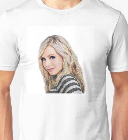 Veronica Mars - Kristen Bell Unisex T-Shirt