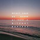 Spirit Lead Me by Zeke Tucker