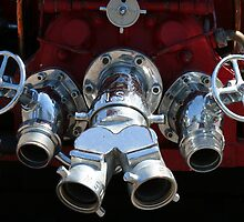 The Bedford Fire Engine by rossco