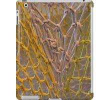 rope art iPad Case/Skin