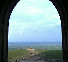 Glastonbury Tor by Louise Green