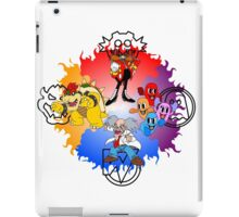 THE BOSSES OF GAMING iPad Case/Skin