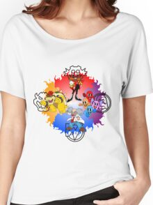 THE BOSSES OF GAMING Women's Relaxed Fit T-Shirt