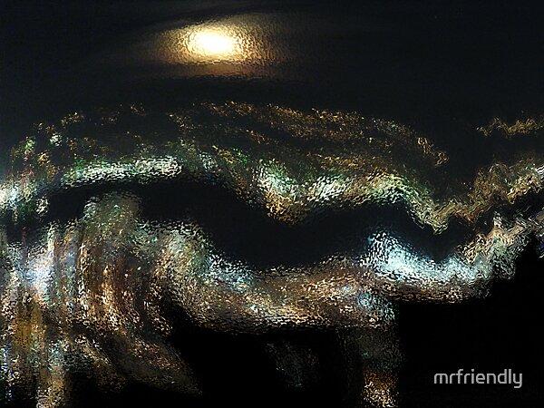 Moon Light Star Night by mrfriendly