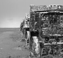 Cadillac Ranch by CynthiaRenee