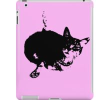 Pink Kitty iPad Case/Skin