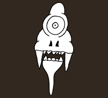 ICE CREAM SKULL Unisex T-Shirt