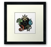 Magic - Do You Believe? Framed Print