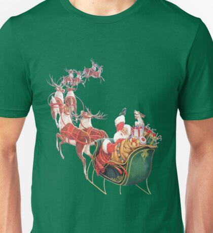 Christmas Santa Claus Unisex T-Shirt