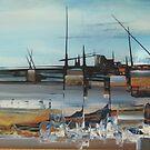 Port of Wilmington  by olgadmy