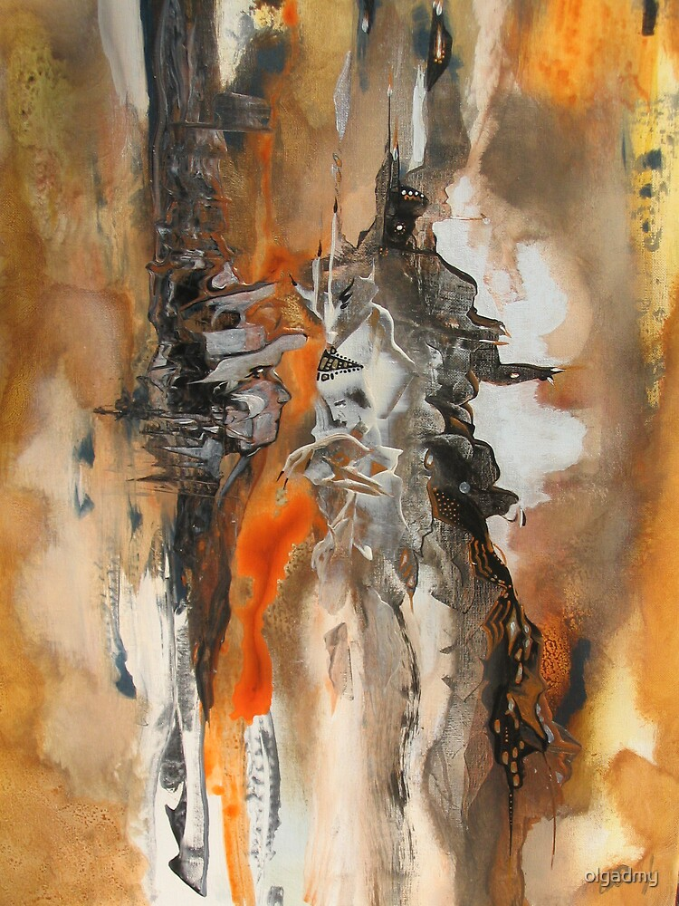 Kingdom of Dreams by olgadmy