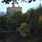 "A 'bit"" of Heaven.........Warkworth Castle....Northumberland.. by Arthur Chambers"