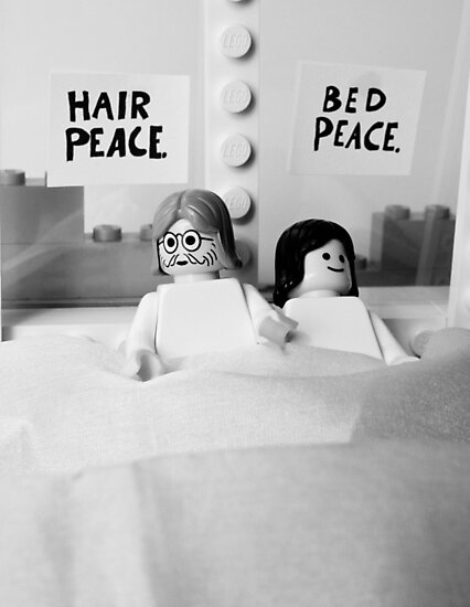 Bed-In by Mike Stimpson